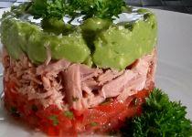 Salát z mozzarelly a rajčat recept