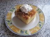 Hrníčkové jablkové řezy recept