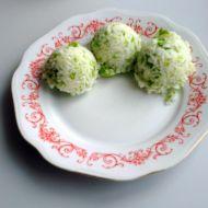 Rýže se salátem recept