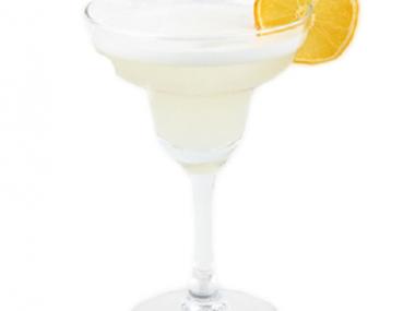 Bílá paní koktejl
