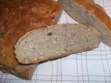 Tmavý zrníčkový chléb recept