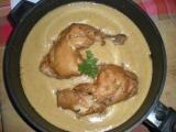 Dietní kuře se zeleninovou omáčkou recept