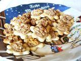 Ořechové květinky recept