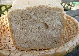 Chleba s prefermentem a lžící kvásku recept