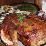 Pečená kachna recept