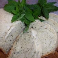 Bylinkový toastový chléb recept
