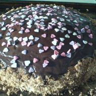 Perníkový dort recept