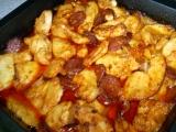 Rychlý kuřecí pekáček recept