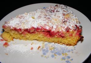 Drobenkový koláč