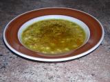Zeleninová kmínová polévka recept
