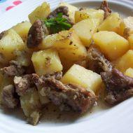 Rozmarýnové vepřové s bramborem recept