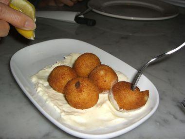 Recept Křehké bramborové krokety