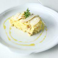 Opékaná bramborová kaše se sýrem recept