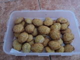 Máslové sušenky recept