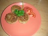 Karbanátky z Tofu recept
