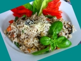 Krémové rizoto recept