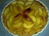 Křehký ovocný koláček recept
