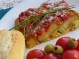 Zapečená cuketa s mozzarellou recept