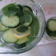 Jarní detox se zázvorem recept