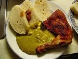 Kadlíkovo kuře na smetaně recept
