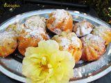 Muffiny s čokoládou a broskvemi recept