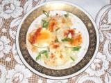 Vejce na maďarský způsob recept