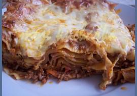 Lasagne  dietní recept