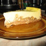 Jablečný cheesecake recept