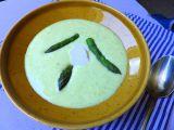 Jemná chřestová polévka recept
