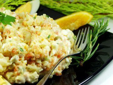 Bramborový salát moravský
