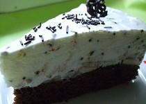 Jogurtový dort Müller recept