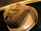 Chleba normální a jednoduchý recept