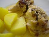 Nakládaná pečená kuřecí prsa recept