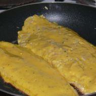 Treska v těstíčku recept