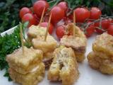 Hermelínové kostky recept