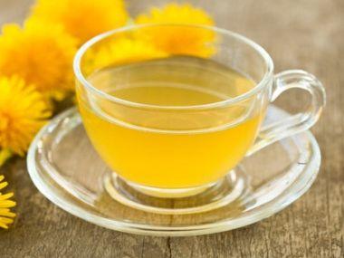 Pampeliškové čaje