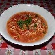 Čínská polévka recept