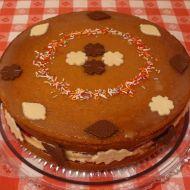 Medový dort s vanilkovým krémem recept