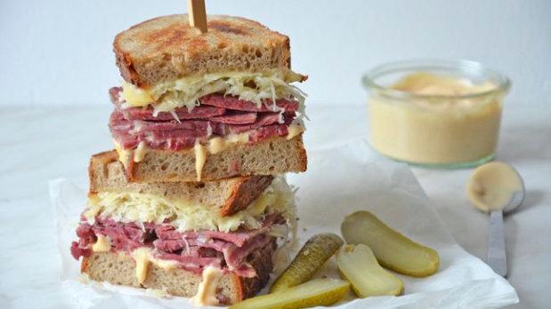 Reuben sendvič