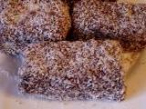 Kokosoví ježci recept