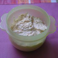 Čerstvá česneková pomazánka recept