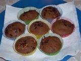 Kakaové muffiny s bílou čokoládou recept