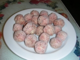 Masové knedlíčky do polévky recept