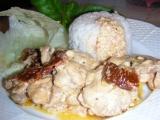 Citrónové kuřátko recept