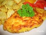 Řízky v zelném těstíčku recept