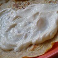 Palačinky s jogurtovým krémem recept