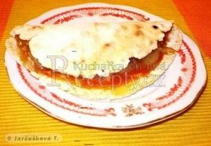 Dýňová tortila