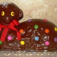 Velikonoční makový beránek recept