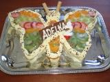 Motýlek dort recept