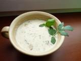 Žampionová krémová polévka recept